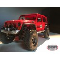 BGR Scx10-2 Front high clearance bumper